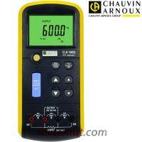 کالیبراتور دمایی دقت بالا  محصول CHAUVIN ARNOX فرانسه مدل CA1623