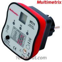 تستر جریان نشتی مدل VT11 مولتی متریکس