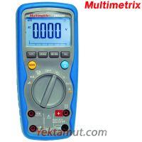 مولتی متر مدل DMM210 پرتابل صنعتی مولتیمتریکس