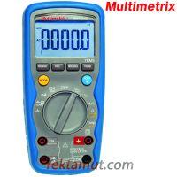 مولتیمتر مدل DMM240 پرتابل صنعتی مولتیمتریکس