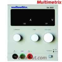 منبع تغذیه مدل XA3051 تک کاناله مولتی متریکس