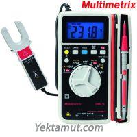 مولتی متر مدل DMM 16 مولتی متریکس