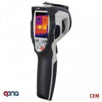 ترموویژن دوربین حرارتی CEM