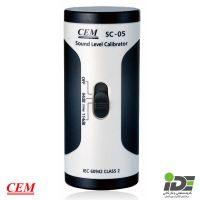 کالیبراتور صدا سنج CEM SC-05