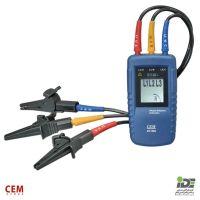 توالی سنج فاز CEM مدل DT901