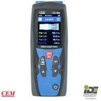 متراژ سنج کابل CEM مدل CLT1000