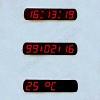 ساعت دیجیتال led _ساعت و تقویم دیجیتال