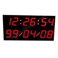 ساعت دیجیتالی با قاب توکار تقویم دار مدل 40-20