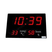 ساعت و دماسنج و رطوبت سنج دیجیتال مدل 50-30