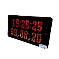 ساعت و تقویم دیجیتال سایز 20 در 40 _ digital clock