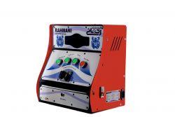 دستگاه تست و آب بندی سوپاپ تک موتور-Rotary sealing