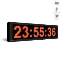 ساعت دیجیتال دیواری مدل hms42 سایز 42×138 سانتیمتر
