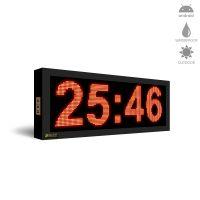 ساعت دیجیتال دیواری و رومیزی مدلm42-106 در سایز 42×106 سانتیمتر
