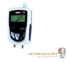 دیتالاگر دمای بی سیم مدل KIMO KTR-310RF