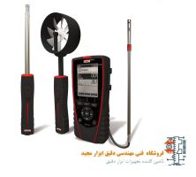 فلومتر ,سرعت سنج جریان هوا مدل KIMO VT210