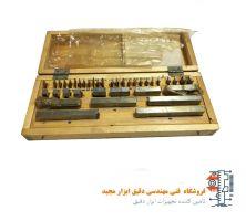 گیج بلوک ابعادی (بلوک سنجه ) 38 پارچه روسی gauge block