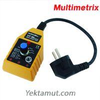 دستگاه تست کلید جریان نشتی مولتی متریکس مدل VT35