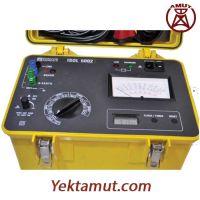 تستر مقاومت عایقی آنالوگ 5 کیلوولت مدل ISOL5002 کاوین آرنوکس