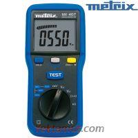 تستر مقاومت عایقی یک کیلوولت مدل MX407 متریکس