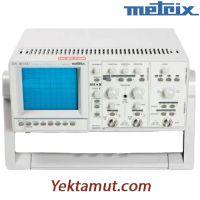 اسیلوسکوپ دیجیتال آنالوگ مدل OX8040 متریکس